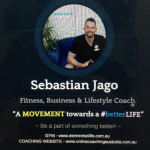 Sebastian Jago Business Coach