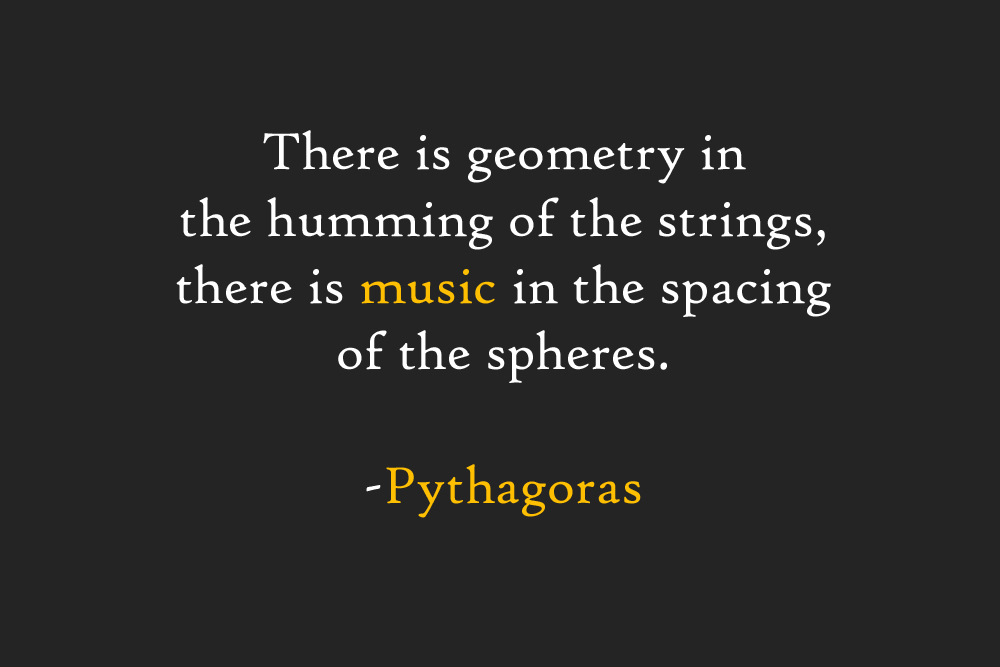 pythagoras-math-quote