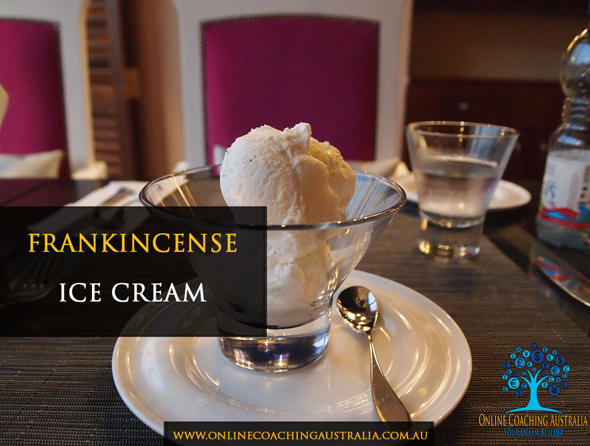 Recipe] - Frankincense Ice Cream - Online Coaching AustraliaOnline ...